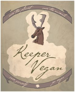 Keeper Vegan